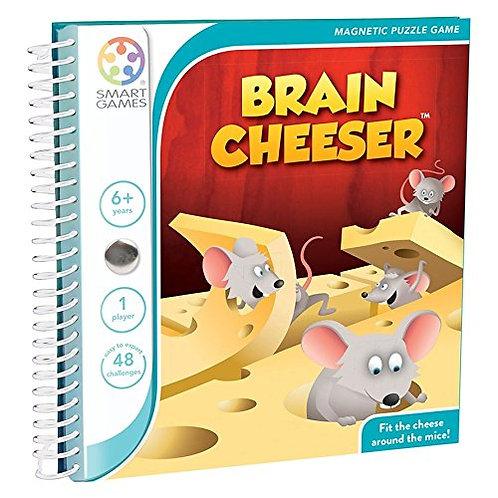 Travel brain cheeser