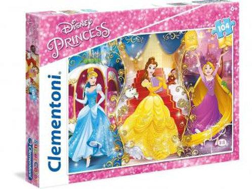 Puzzle 104 pz - Principesse Disney