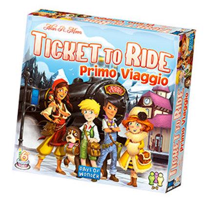 Ticket to ride - Primo viaggio