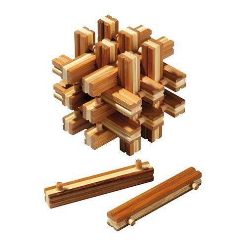 Rompicapo bambù 6