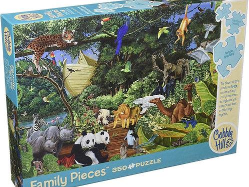 Family puzzle 350 pz - Noa's Gathering