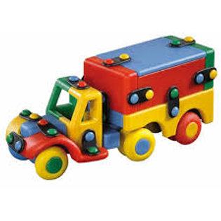 Camion frigo piccolo