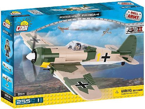 Focke-Wulf Fw 190 A-4 - Combattente tedesco