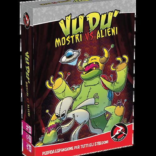 Vudù - Mostri vs Alieni