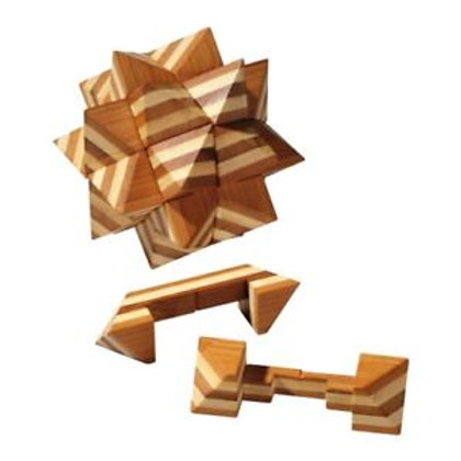 Rompicapo bambù 5