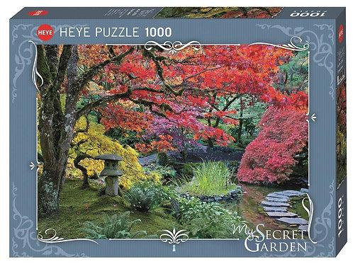 Puzzle 1000 - Stone Lantern