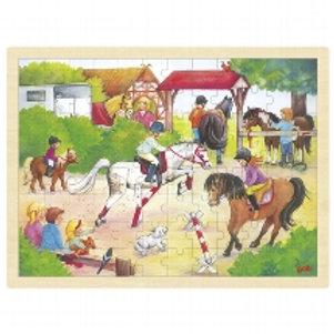 Puzzle 96 pz Cavalli