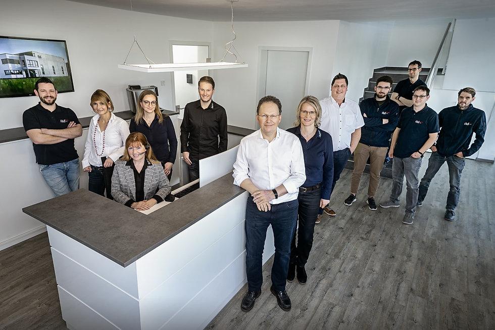 Team IBS Quality GmbH. 3D Scanner Vertrieb für die Messtechnik