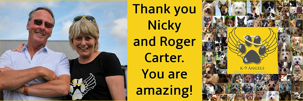 Amazing work from Nicky and Roger