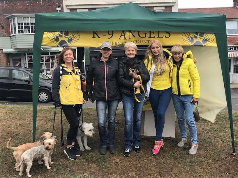 Team K-9 Angels