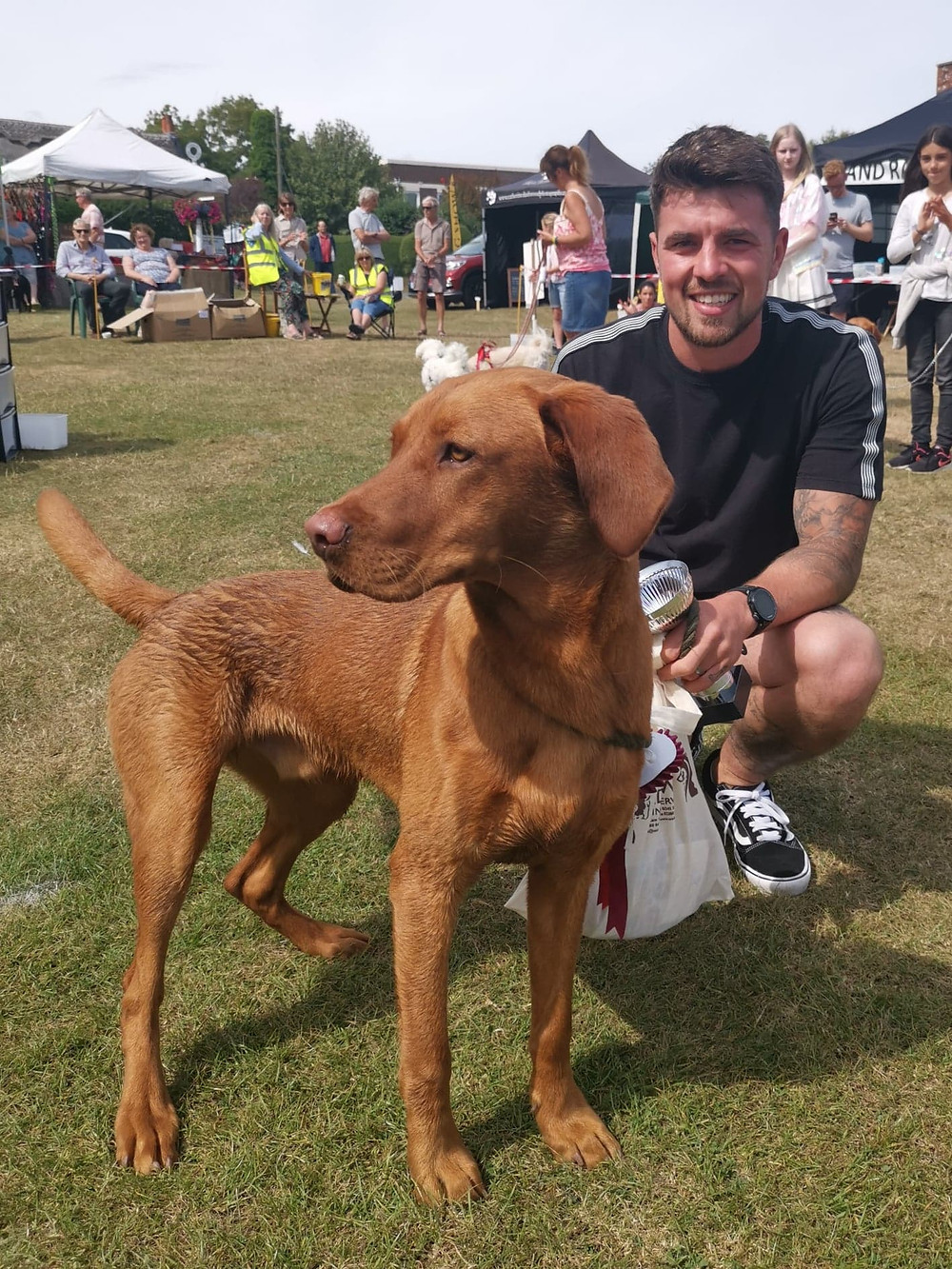 Chester, Best in show 2019