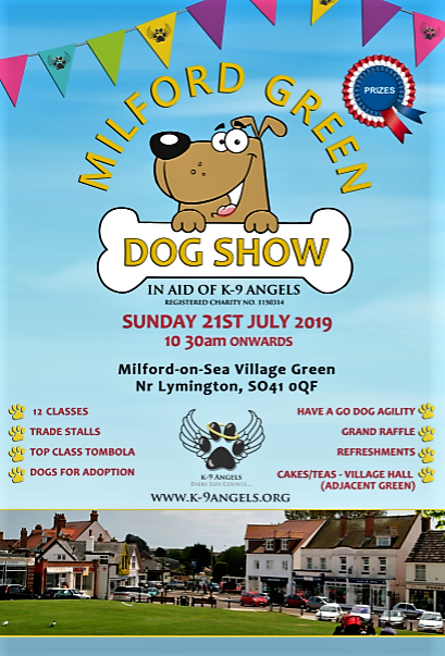 MARVELLOUS MILFORD - DOG SHOW OF THE YEAR!