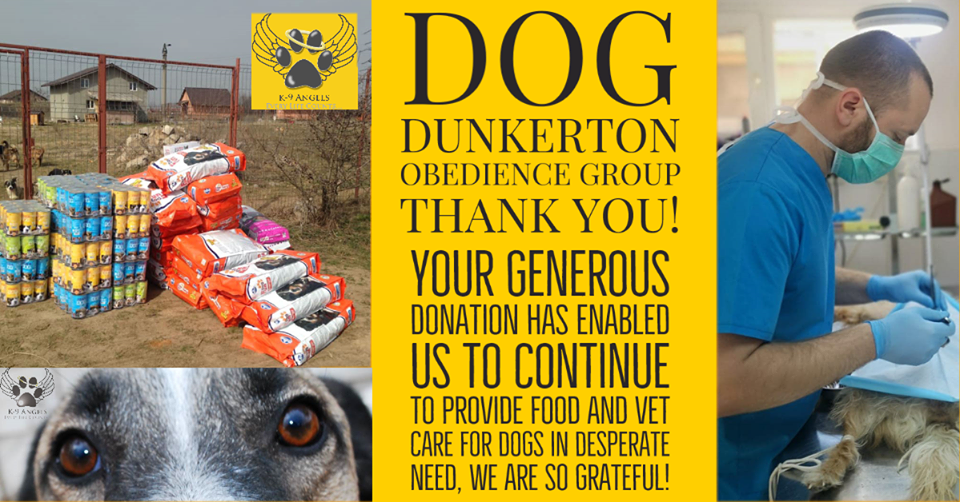 Dunkerton D.O.G. we love you, thank you for all your help!