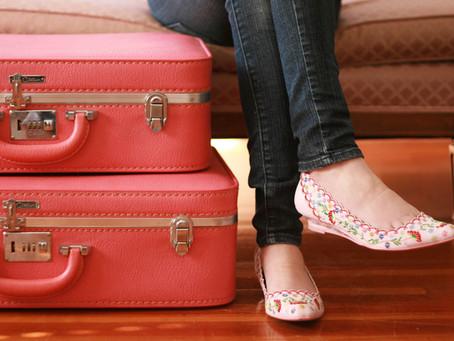 10 dicas para organizar a mala de viagem