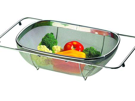 Os 5 utensílios mais úteis na cozinha
