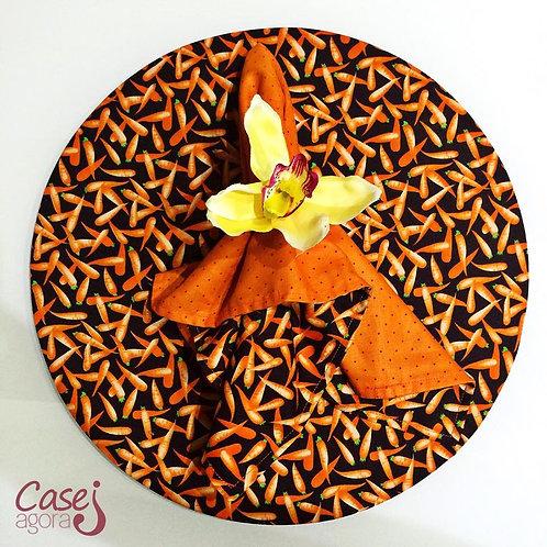 Sousplat cenourinha