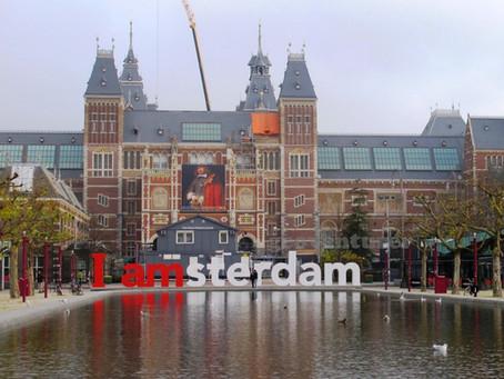 Viagem para Amsterdam #dicas