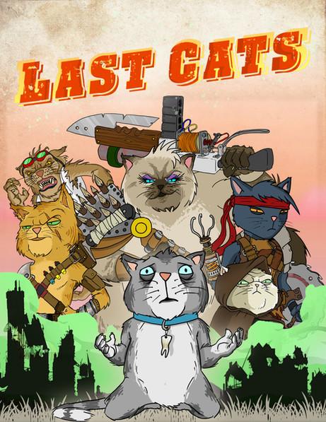 LAST CATS!