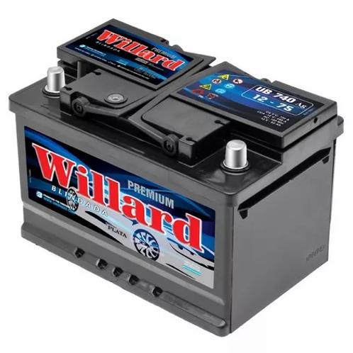 Willard UB 740