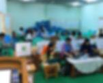 GPS training course - Naypyidaw, 2018