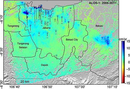 Survey GPS installation in central Myanmar