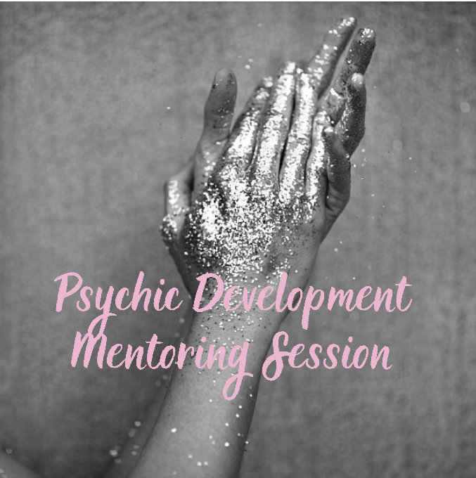Psychic Development Mentoring 60 Minutes