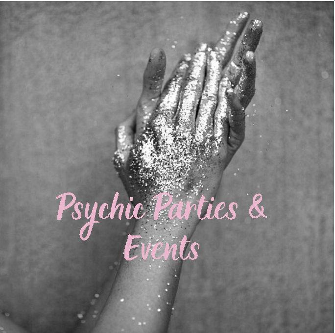 Psychic Mediumship Parties & Events