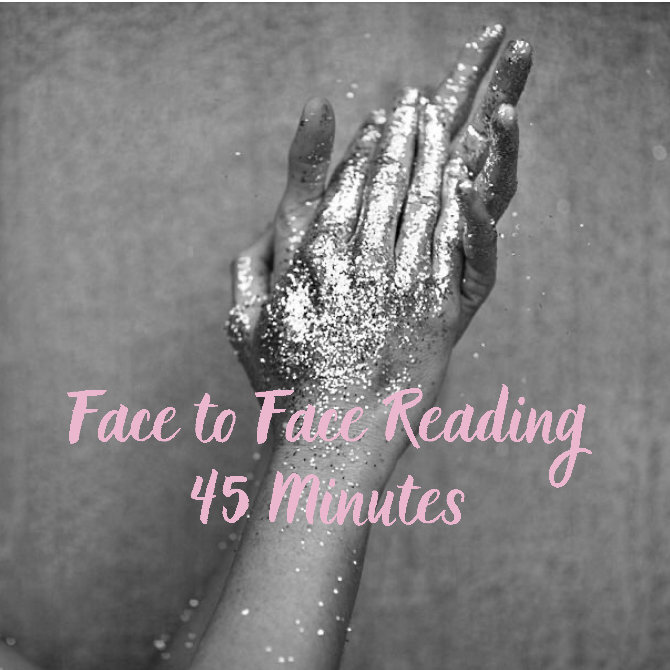 Face to Face Reading 45 Minutes