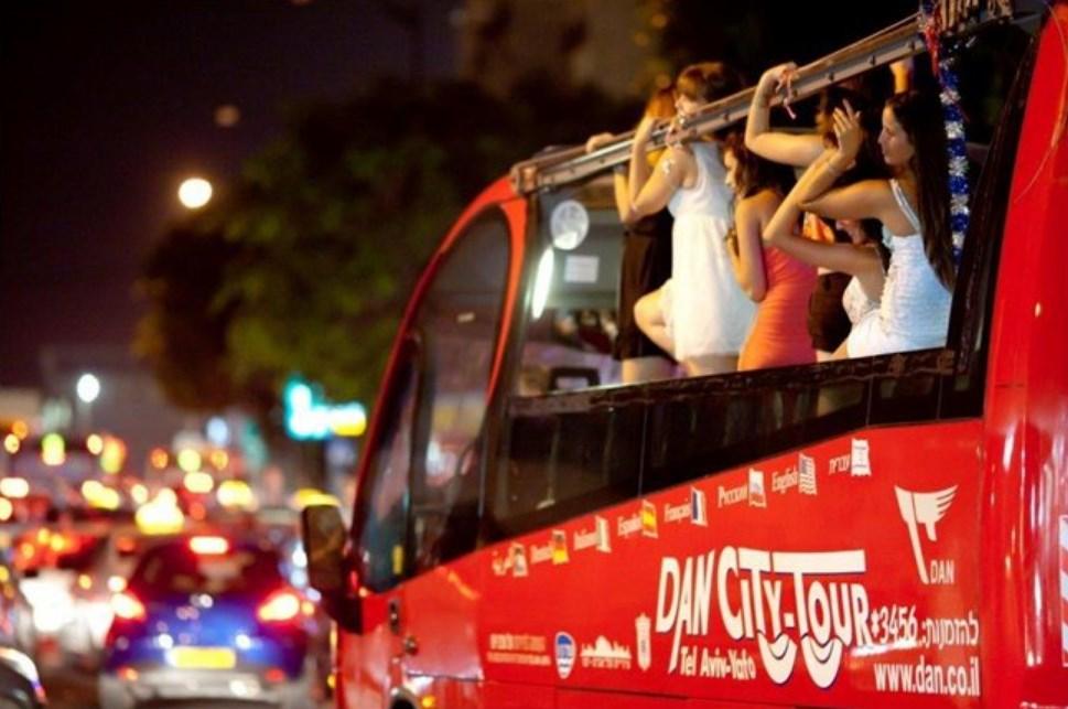 האוטובוס המזמר הפתוח
