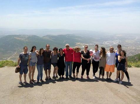 הר הארי - בית ג'אן - טיול חברים