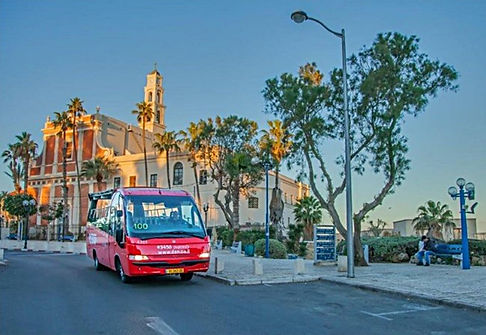 תמונה: האוטובוס הפתוח המזמר בתל אביב  |  מאתר: ארץ עיר טיולים |  יום כיף | ODT | טיולים במרכז  | הפקת אירועים