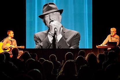 לאונרד כהן - החיים, השירים | קובי מידן ואיתי פרל | מופעי מחווה