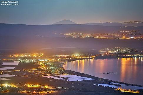 תמונה: קסם על ים כנרת - הכנרת הולכת לישון |  מאתר:  ארץ עיר טיולים |  יום כיף | ODT | טיולים בצפון | הפקת אירועים