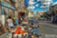 תמונה: חיפה - שוק הפשפשים    מאתר: ארץ עיר טיולים    יום כיף   ODT   טיולים בצפון   הפקת אירועים