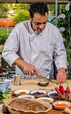 תמונה:  סדנת בישול |  מאתר: ארץ עיר טיולים |  יום כיף | ODT | טיולים בצפון | הפקת אירועים