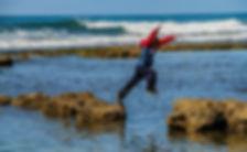 תמונה: חוף הים  - ג'סר א-זרקא   מאתר: ארץ עיר טיולים    יום כיף   ODT   טיולים בצפון   הפקת אירועים