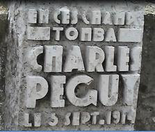 Sur le mémorial Péguy