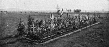 Grande tombe de Villeroy 1918