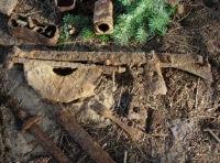 Objets retrouvés lors de fouilles