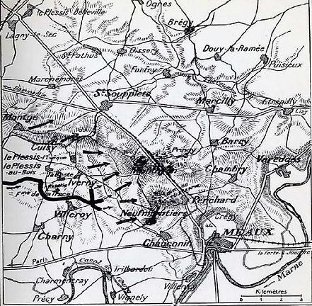Carte bataille 05_09_1914