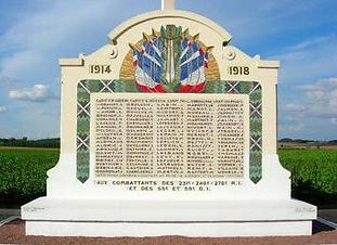 Grande tombe Villeroy