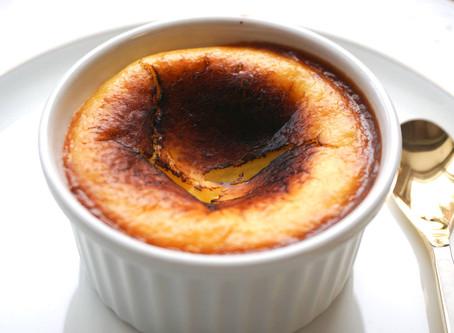 スペイン風チーズケーキ Spanish cheesecake