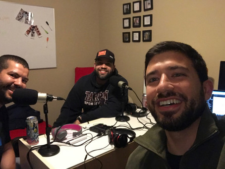 Jake's Podcast Interview