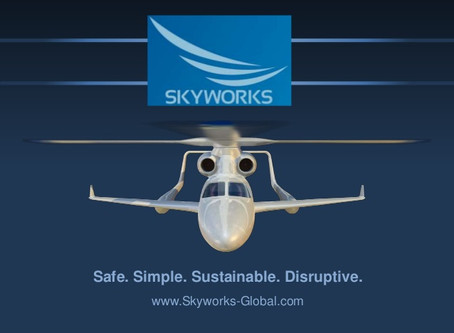 Skyworks Global and FedTech Announce Partnership to Commercialize Precision Airdrop System