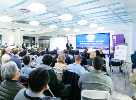 FedTech's Startup Pitch Day Features Deep Tech's Rising Stars