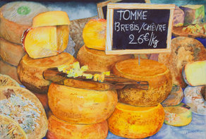 5. Corsica Cheese Market