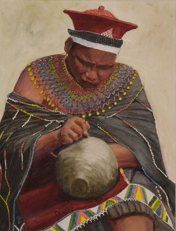 8. Zulu Potter