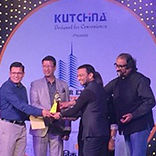 anddesignco_Rupesh_Archana_Baid_Awards_Danik Basker_Raipur Interior Desinger