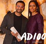 anddesignco_Rupesh_Archana_Baid_Awards_AD100_Award 2018 Interior Desinger