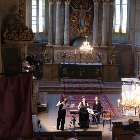Alpha Duo - Recital at Musica Barcensis